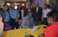 PLD realiizó ayer proceso de inscripción de candidatos SDE