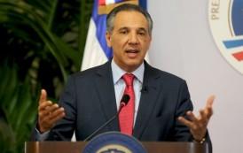 """Peralta admite delincuencia común """"mantiene niveles importantes"""""""