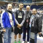 Towns genera expectativa en el All-Star de la NBA