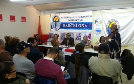 BARCELONA: PRD valora acuerdo Miguel-Danilo