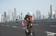 Natasha Méndez entra al ranking mundial triatlón