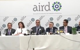 Asociación de Industriales RD favorece debate entre candidatos
