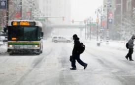 Emiten alerta meteorológica ante fuerte ola de frío polar Nueva York