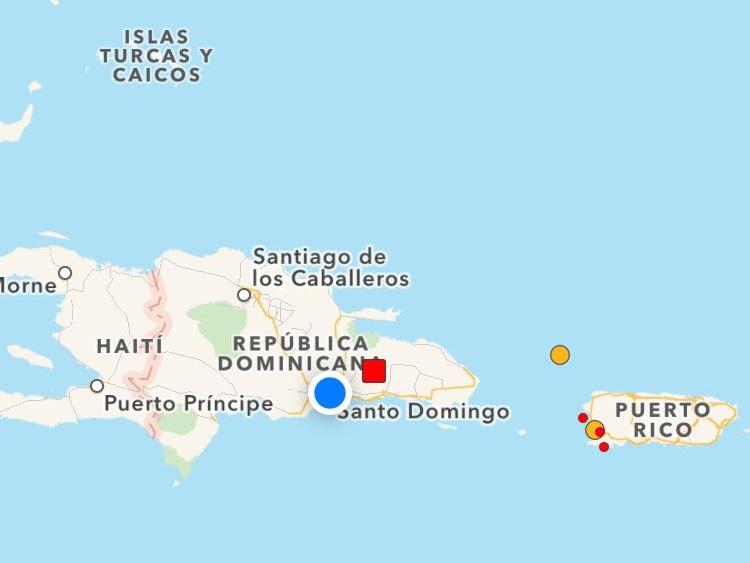 Reportan temblor 4.7 en región Este