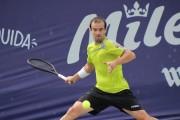 Riba, Puget y Roelofse ganan en el Milex Open de Tenis