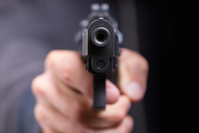 Policía ultima hombre que asaltaba a un motociclista en Villa Mella