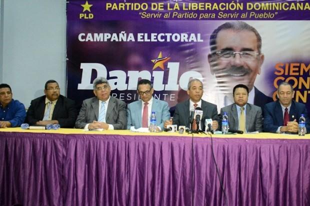 Danilo encabezará marchas-caravanas en Santiago y el Este