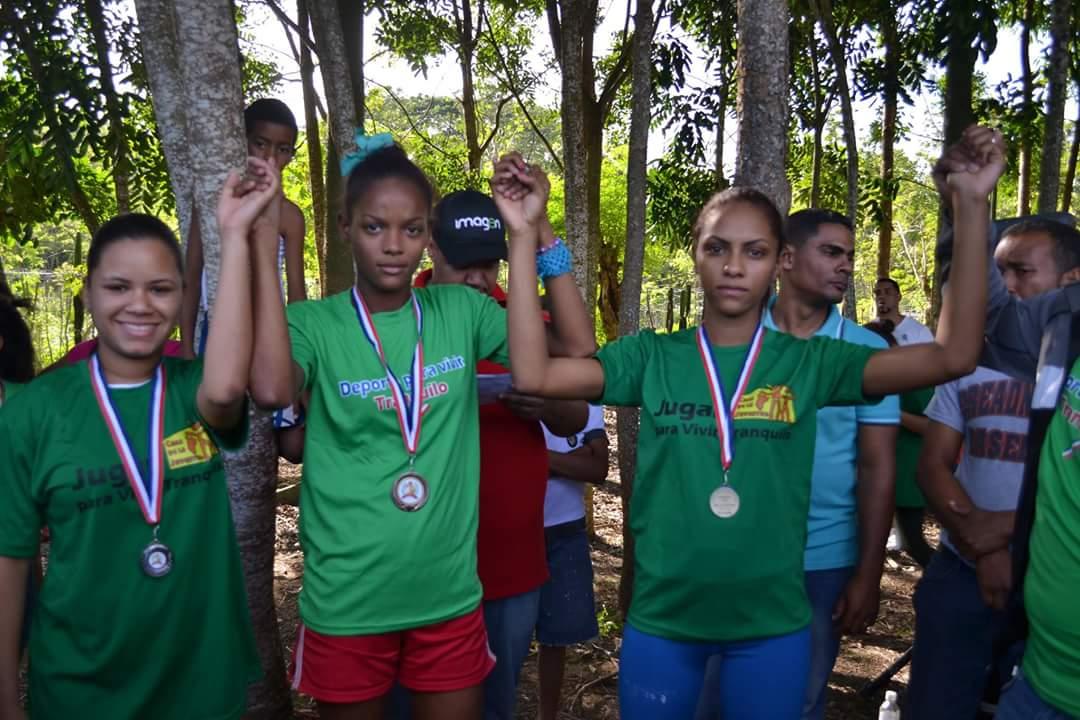 Gómez, Goris y Burgos ganan Maratón de la Juventud
