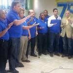 Reeligen a Rafael Uribe en la Federación de Baloncesto