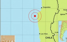 Un sismo de magnitud 6,3 sacude el norte de Chile; afecta 30 ciudades