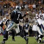 Los Broncos nuevos campeones del Super Bowl 50