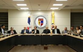 CES y Gobierno acuerdan retomar diálogo sobre el Pacto Eléctrico