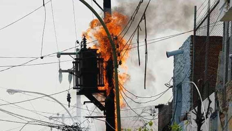 SANTIAGO: Explosión deja al menos un muero y dos heridos