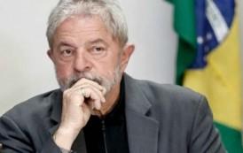Policía Federal brasileña presenta cargos por corrupción contra Lula