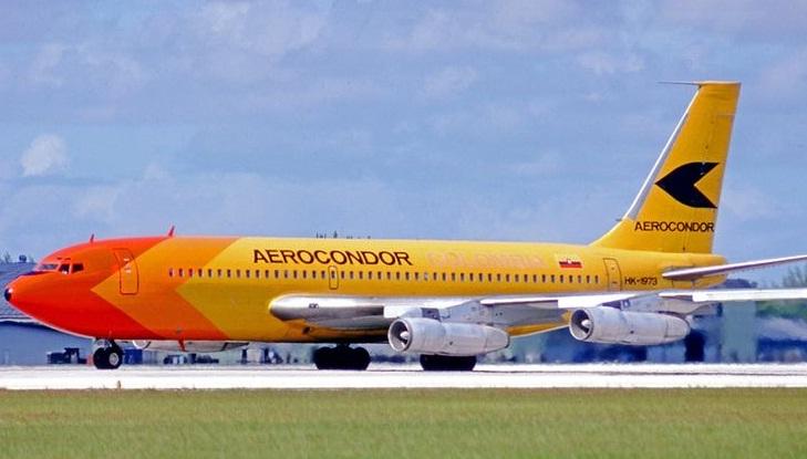 Un avión de pasajeros que partió de LRtuvo que retornar por mal olor
