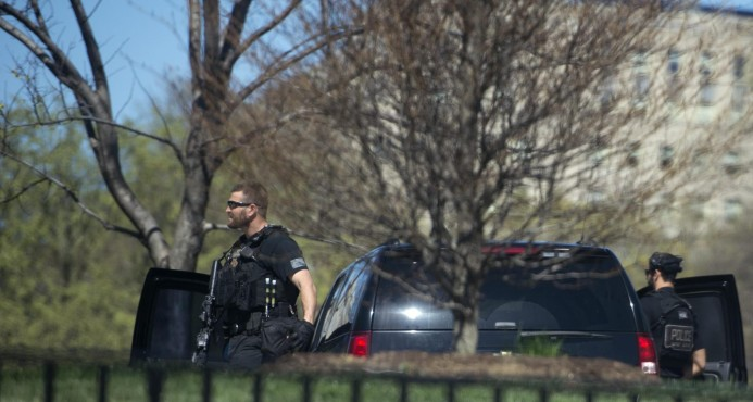Detienen autor de tiroteo cerca de Capitolio EEUU; hieren un agente