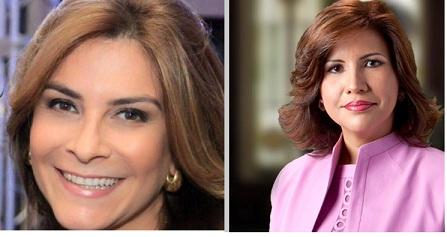 Carolina Mejía quiere un debate con la vicepresidenta Margarita Cedeño