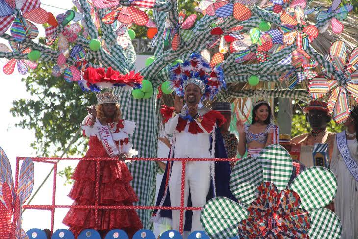 Dan a conocer comparsas ganadorasdel Carnaval 2016