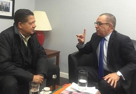 Jefe Misión RD en ONU dice son importantes gestiones por Haití