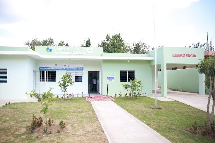 DUARTE: Vicepresidenta inaugura dos centros de salud en SFM