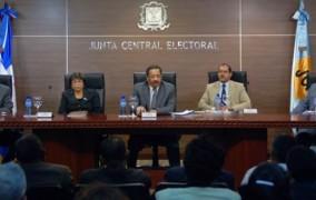 JCE reitera que solo aplicará conteo manual votos a nivel presidencial