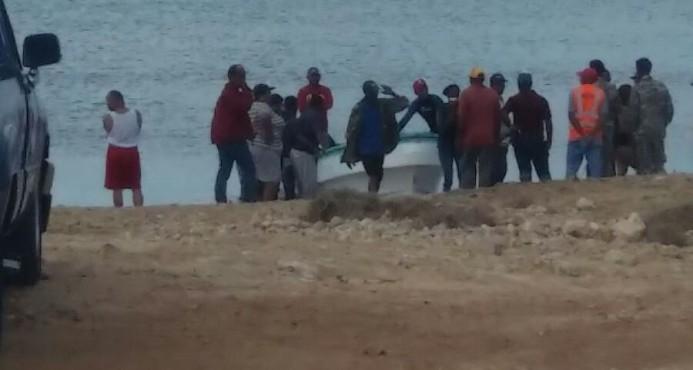 MONTECRISTI: Rescatan cadáver de adolescente en la playa El Morro