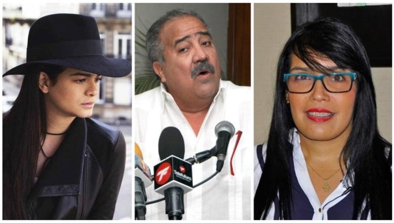 JCE rechaza candidaturas Francina Hungría, Nicole Fernández y Rutinel