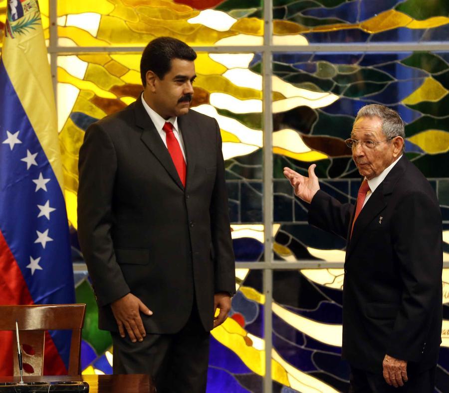 Ven visita de Maduro a Cuba adereza la llegada de Obama