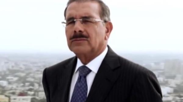 Danilo Medina es segundo presidente mejor valorado de Centroamérica