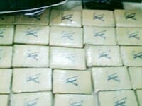 Decomisan 50 libras supuestamente de cocaina en casa de La Romana