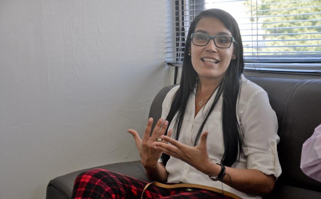 Francina Hungría asegura que siempre ha residido en el Distrito