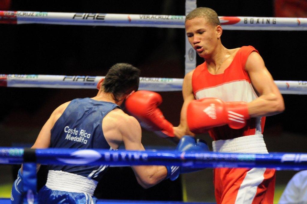 Leonel de los Santos clasifica a los Juegos Olímpicos