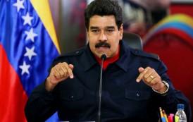 VENEZUELA: Maduro critica oposición por abandonar diálogo
