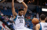 Towns anota 39 y atrapa 13 rebotes en victoria Wolves