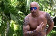 """Vin Diesel manda un mensaje para """"su gente"""" desde Rep. Dom."""