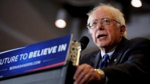 EEUU: Bernie Sanders recauda US$18 millones para su campaña electoral