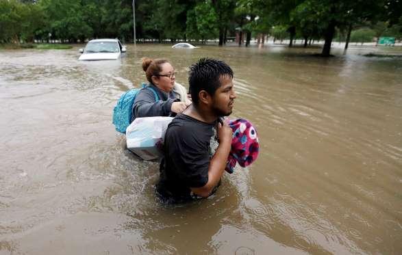 EU: Inundaciones dejan 5 muertos