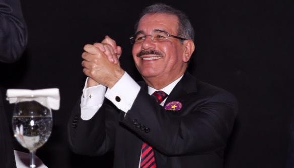 Danilo Medina hablará esta tarde al país desde su Comando de Campaña