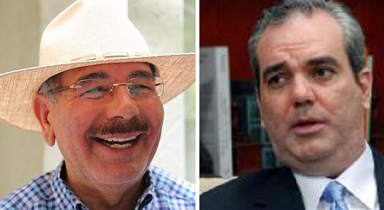 Danilo Medina 62%, Luis Abinader 29%, indica encuesta Mark Penn-SIN