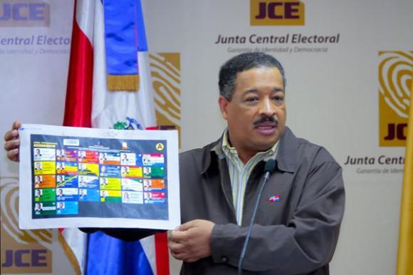JCE comenzará imprimir boletas jueves, el domingo probará equipos