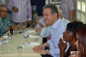 Leonel Fernández en SPM 1
