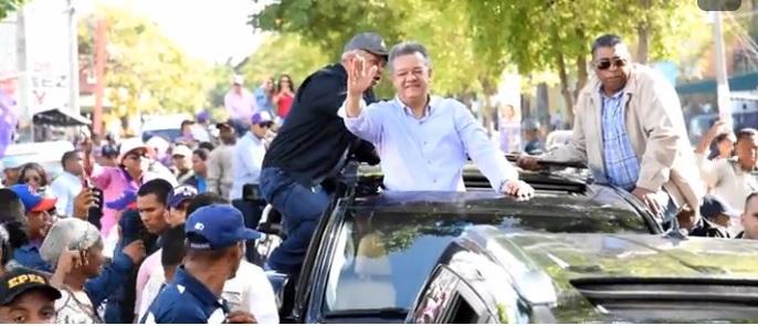 Leonel hará campaña en La Romana y Margarita en Santiago