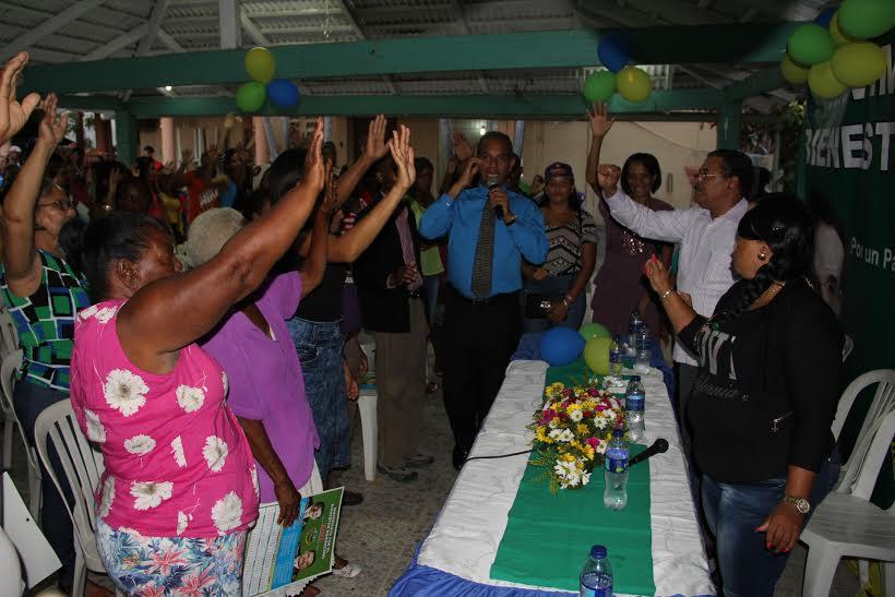 Movimiento por el Bienestar Dominicano augura triunfo Medina