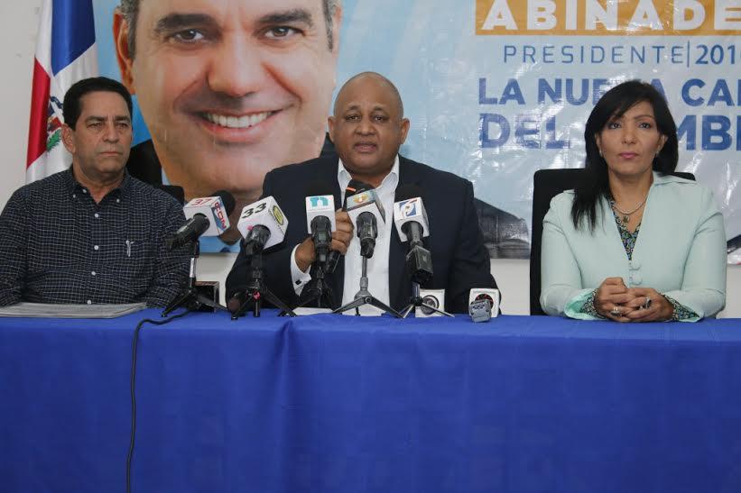 """PRM niega """"campaña sucia""""; dice el Gobierno y PLD son expertos en eso"""
