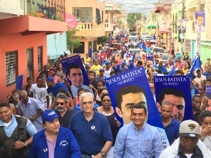 Vinicio Castillo: Reinaldo abandonó los barrios del DN