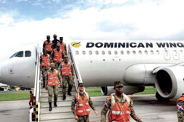 Gobierno de Ecuador agradece llegada rescatistas de Rep. Dom.