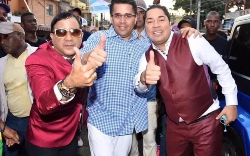 El Pachá: Estoy con Danilo y todos sus candidatos, menos con Roberto Salcedo