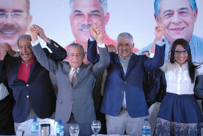 PRD ofrece caluroso respaldo candidatura Roberto Salcedo