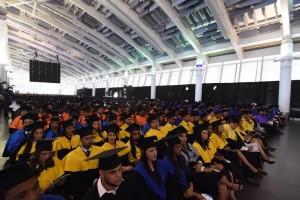 graduandos UNAPEC