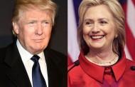 EE.UU: Encuesta dice Trump supera con 5 puntos a Hilary Clinton